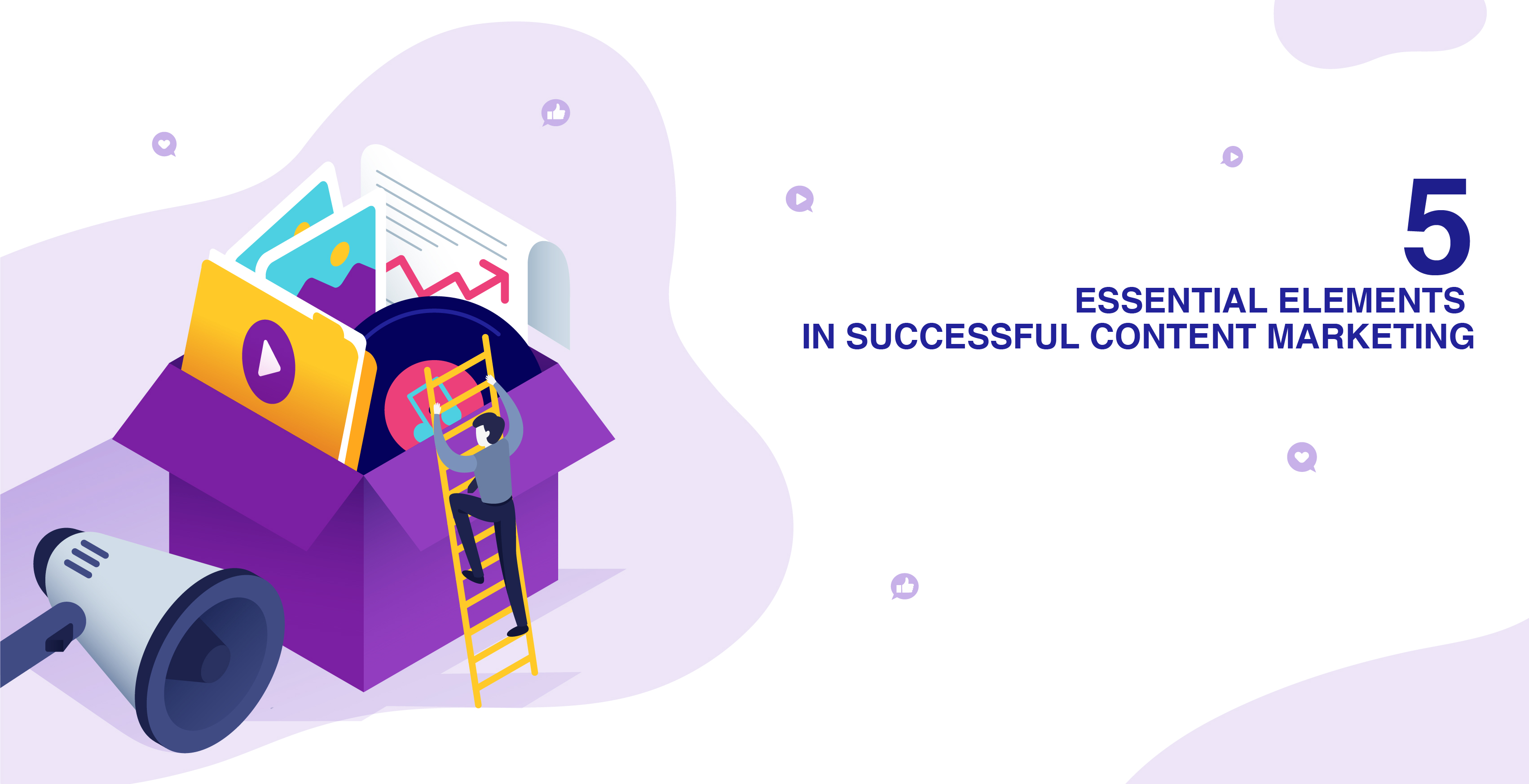 5 Essential Elements in Successful Content Marketing