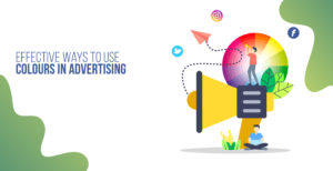 Effective ways to use Colours in Advertising